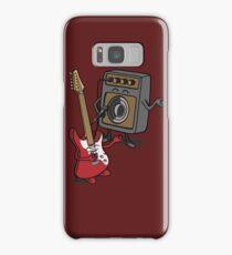 I wanna rock! Samsung Galaxy Case/Skin