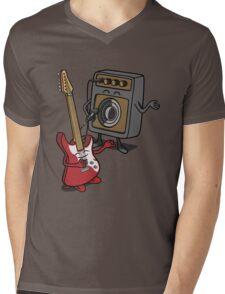 I wanna rock! Mens V-Neck T-Shirt