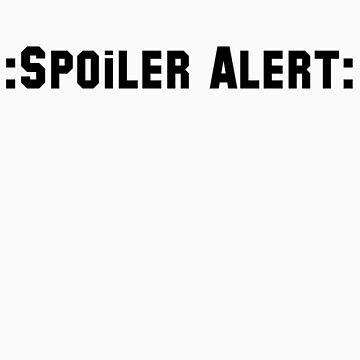 Spoiler Alert by Lou157