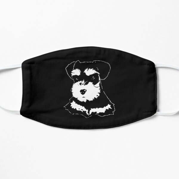 Life Is Better With Schnauzer Mask