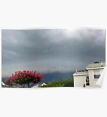 Severe Storm Warning 11 Poster