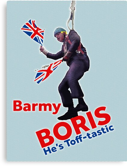 Boris Johnson by mateyboy