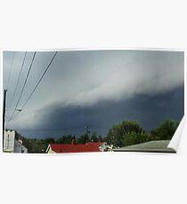Severe Storm Warning 21 Poster
