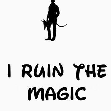 I Ruin The Magic by Lou157