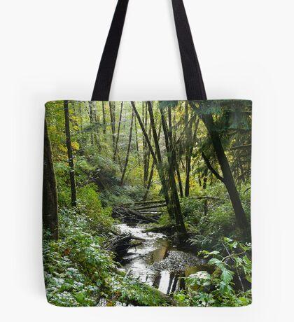 Sunny Creek Tote Bag