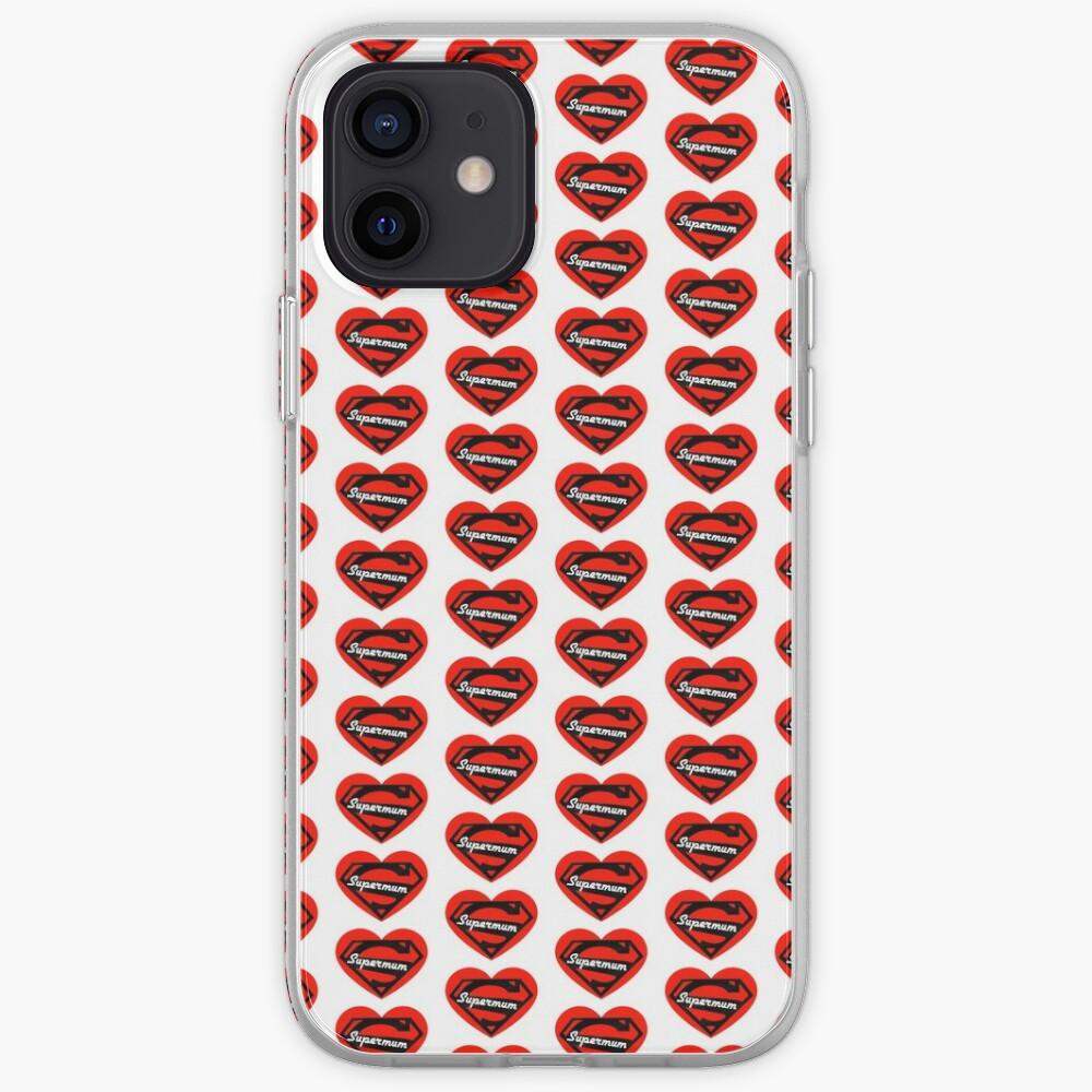 Super Mum iPhone Case & Cover