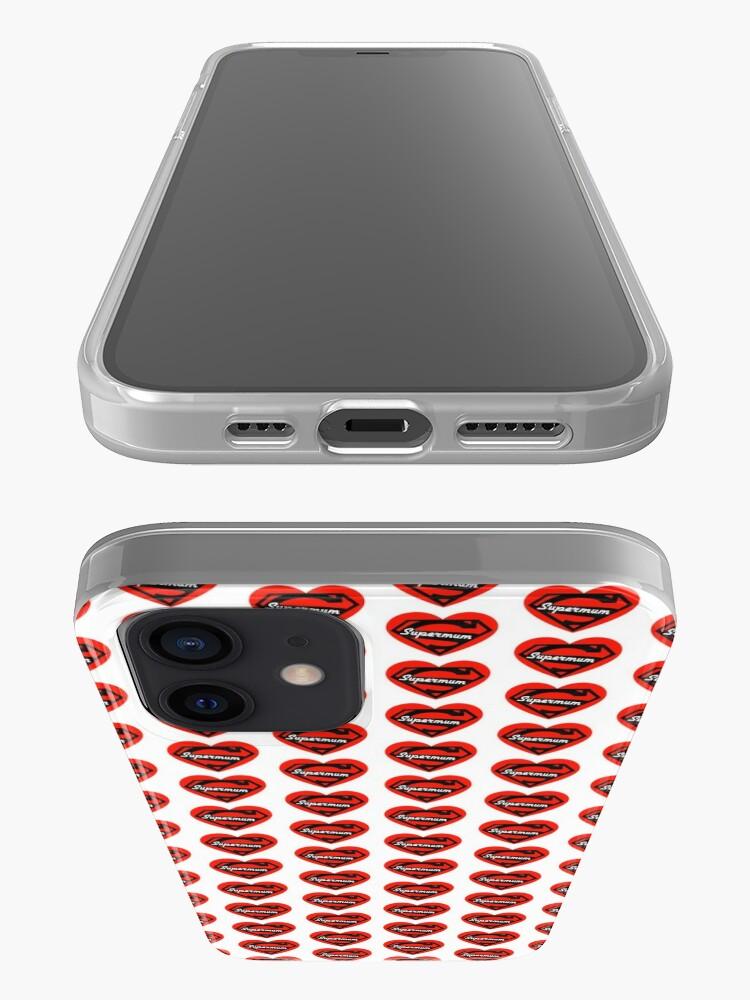 Alternate view of Super Mum iPhone Case & Cover