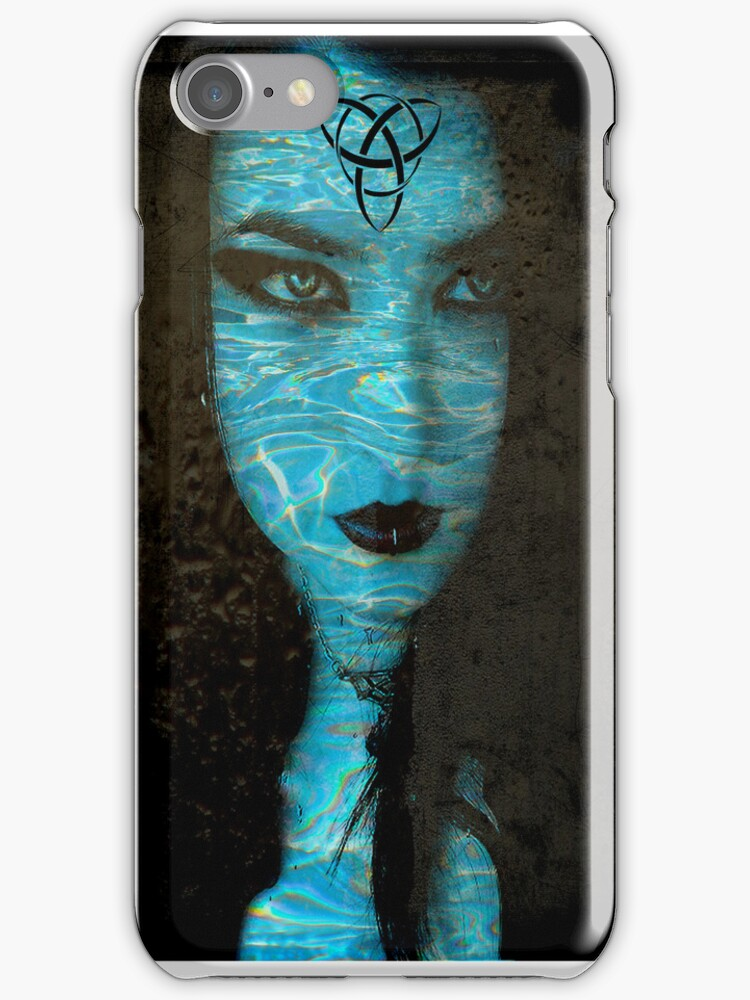 Sea Witch Iphone by Gal Lo Leggio