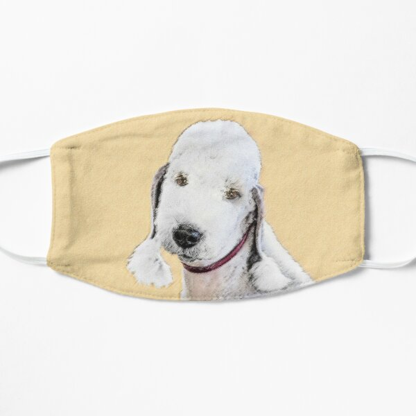 Bedlington Terrier Mask