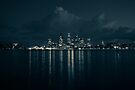 City Lights by Mark McClare