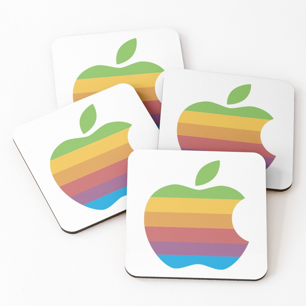 Untitled Coasters (Set of 4)