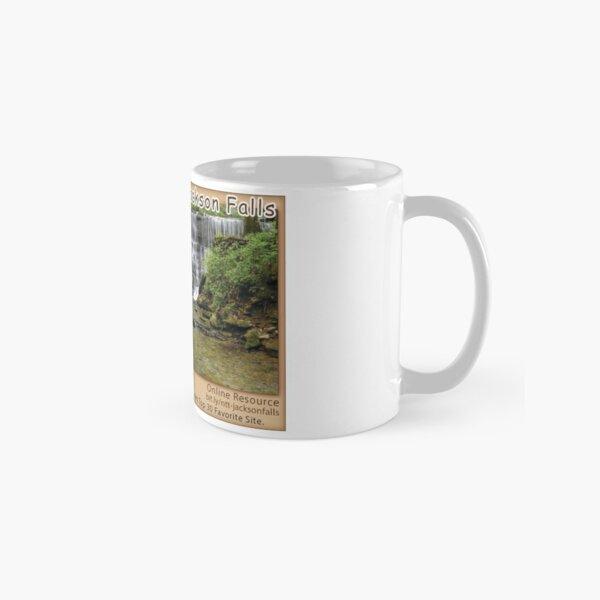 Jackson Falls on the Natchez Trace Parkway. Classic Mug