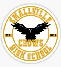 Smallville Crows Sticker