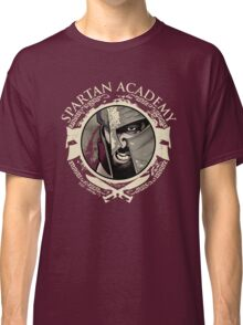 Spartan Academy - Full Color Version Classic T-Shirt