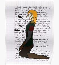 The Departure of Boromir Poster