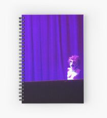 Noel Fielding Stage Spiral Notebook