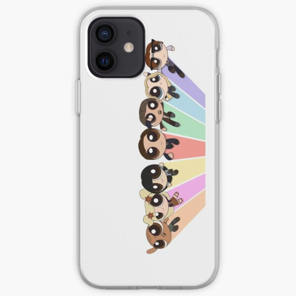 Criminal Minds Gang iPhone Soft Case