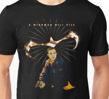 A Wingman Will Rise Unisex T-Shirt