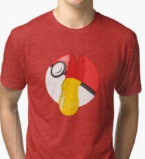 Pukeggball Tri-blend T-Shirt