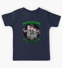 Norman's Paranormal pest control. Kids Tee