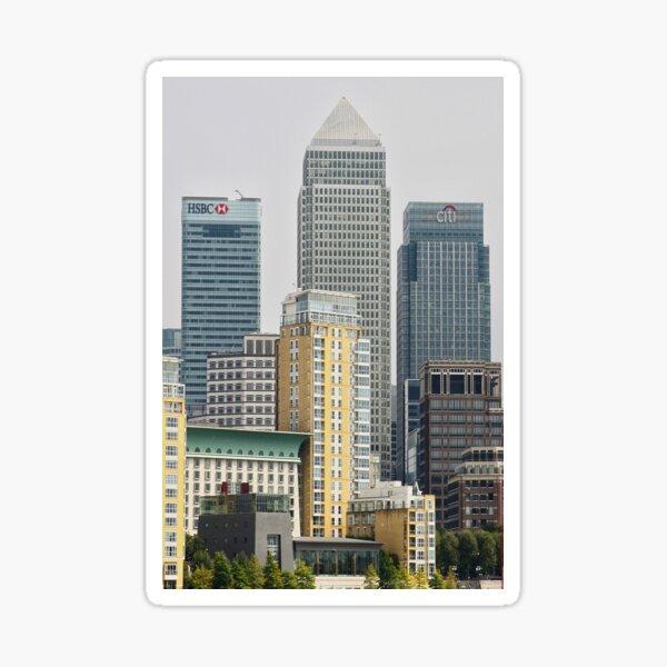 High finance Sticker
