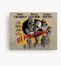 El Marrow. Canvas Print