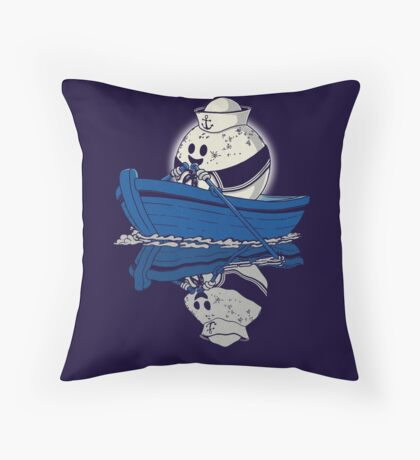 The real Sailor Moon. Throw Pillow