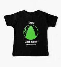 I am the Green Arrow Baby T-Shirt