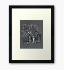 They do it too. Framed Print