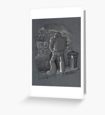 They do it too. Greeting Card