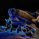 B-17 Walk Through Experience in HDR by MKWhite