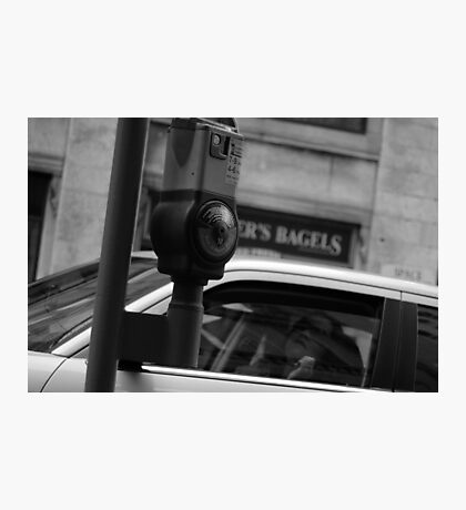 Parking in the City Photographic Print