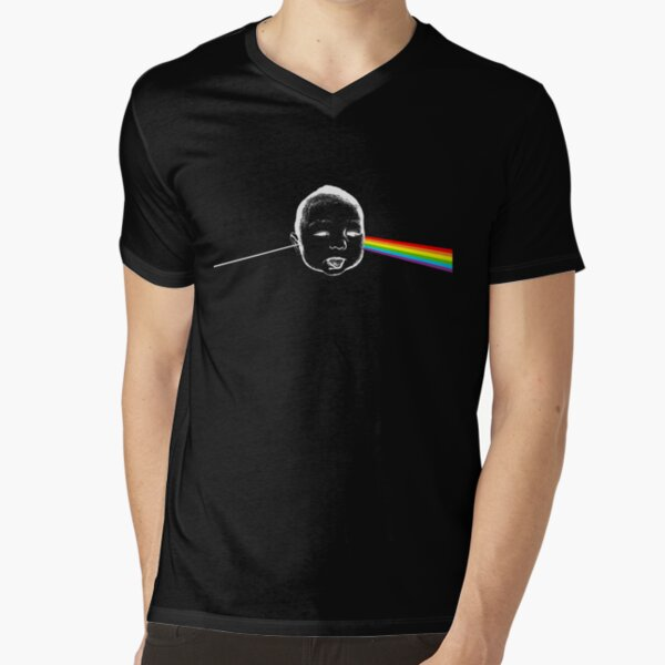 Dark Side of the Monkey V-Neck T-Shirt