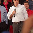 Mitt Romney Abashed by Thomas Murphy