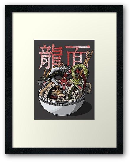 Dragon Noodles by J.C. Maziu