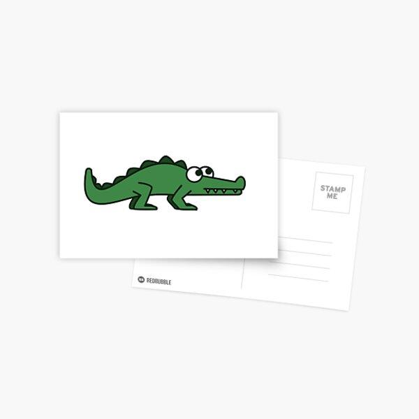 Little Gator Postcard