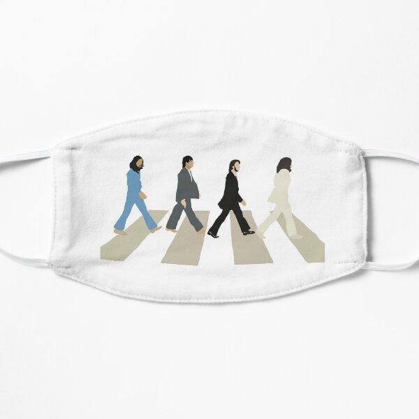 Abbey Road Mascarilla plana