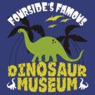 Dinosaur Museum by machmigo
