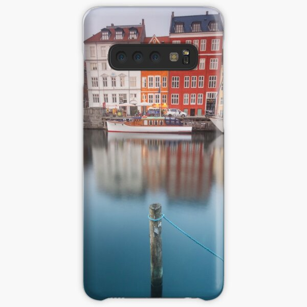 Nyhavn, Copenhagen Samsung Galaxy Snap Case
