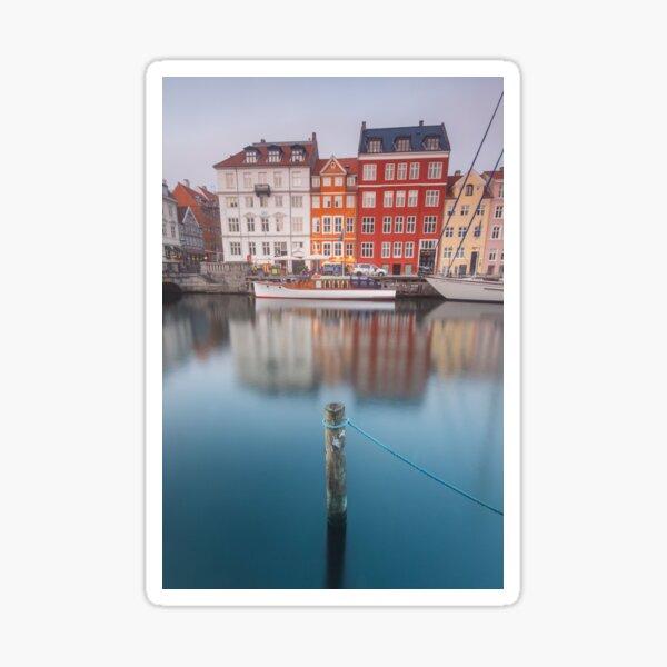 Nyhavn, Copenhagen Sticker