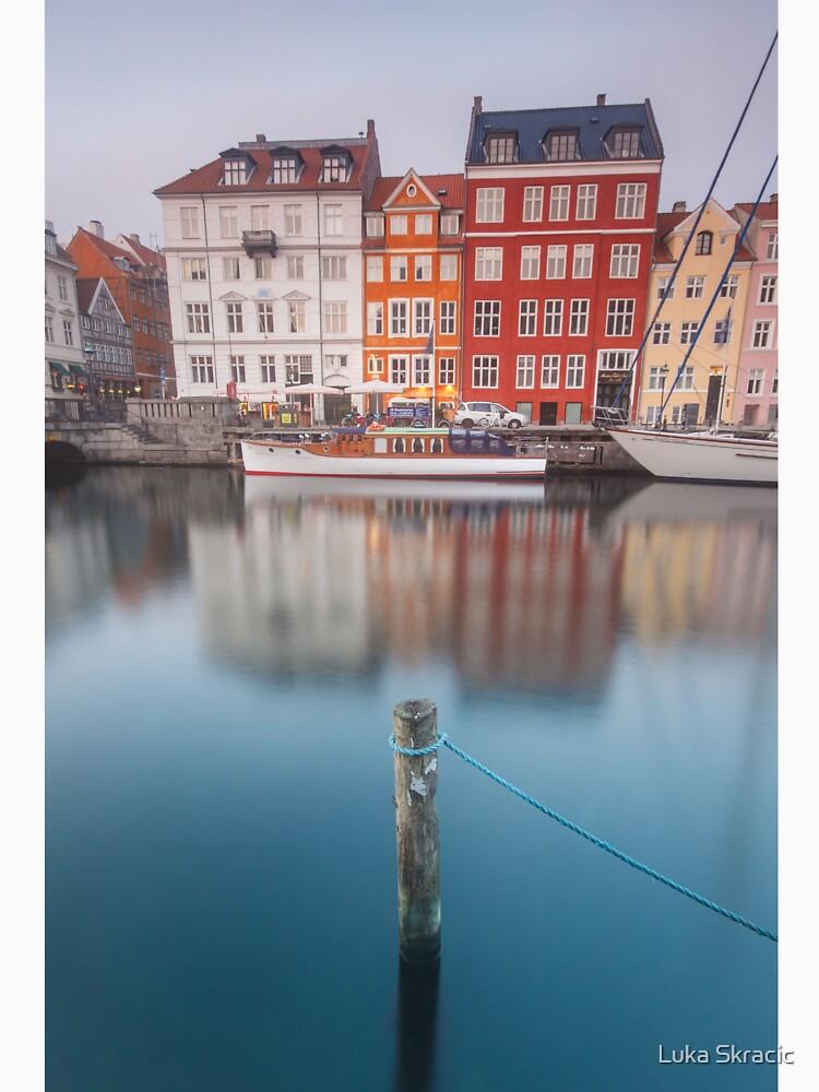Nyhavn, Copenhagen by LukaSkracic