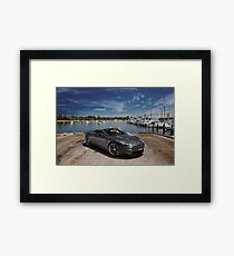 Aston Martin DBS Volante Framed Print