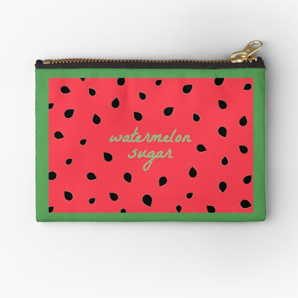 watermelon sugar Zipper Pouch