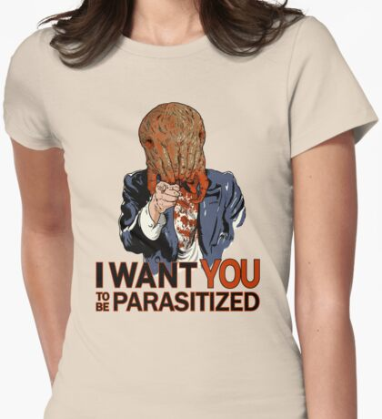 Parasitized. T-Shirt