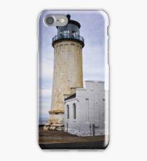 Washinn North Head Lighthouse In Ilwaco iPhone Case/Skin