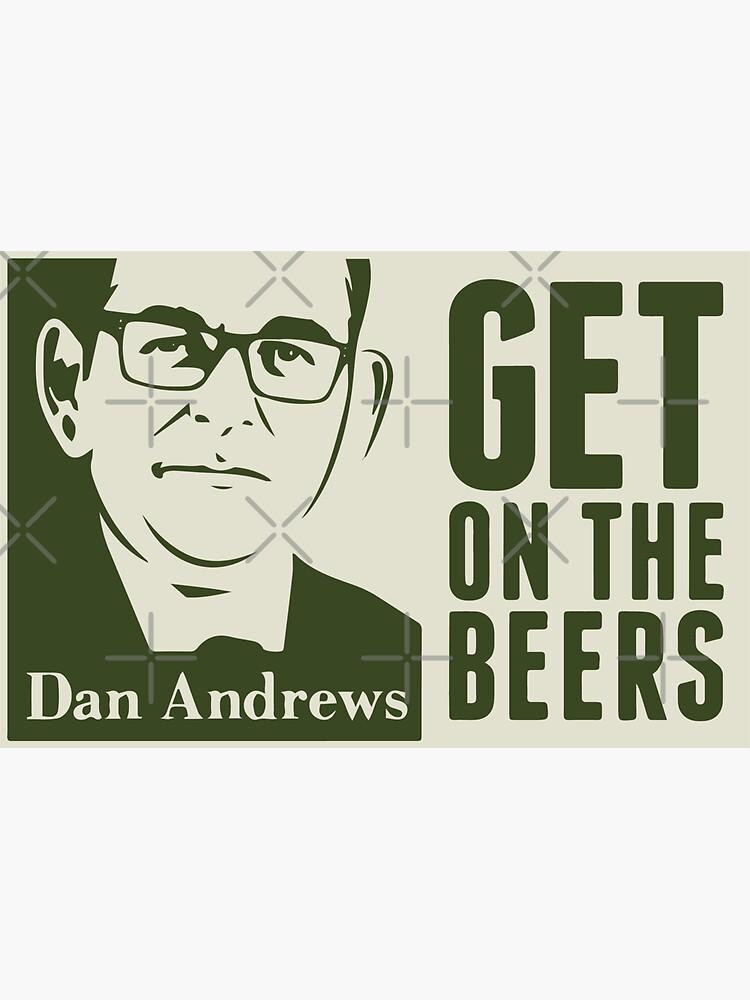Get on the beers (original artwork) by enrique-ruckus