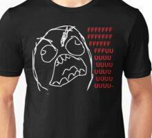 Rage Guy Unisex T-Shirt