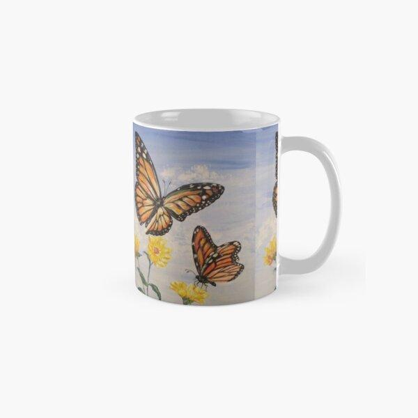 Monarchs flight Classic Mug