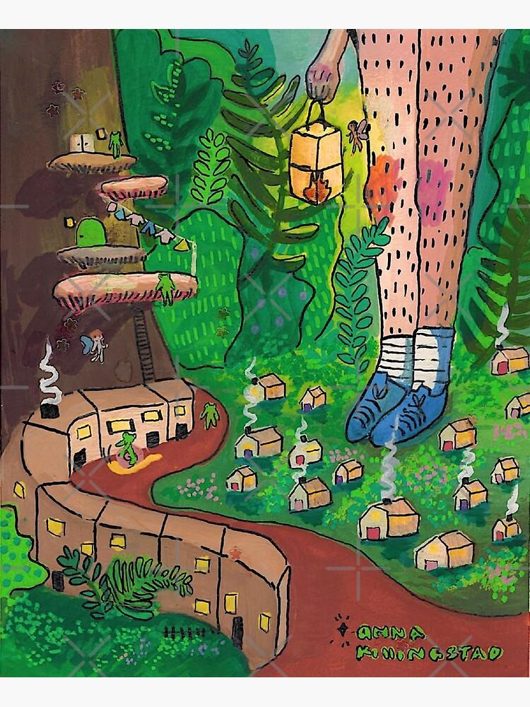 fairyhouse design by annakillingstad
