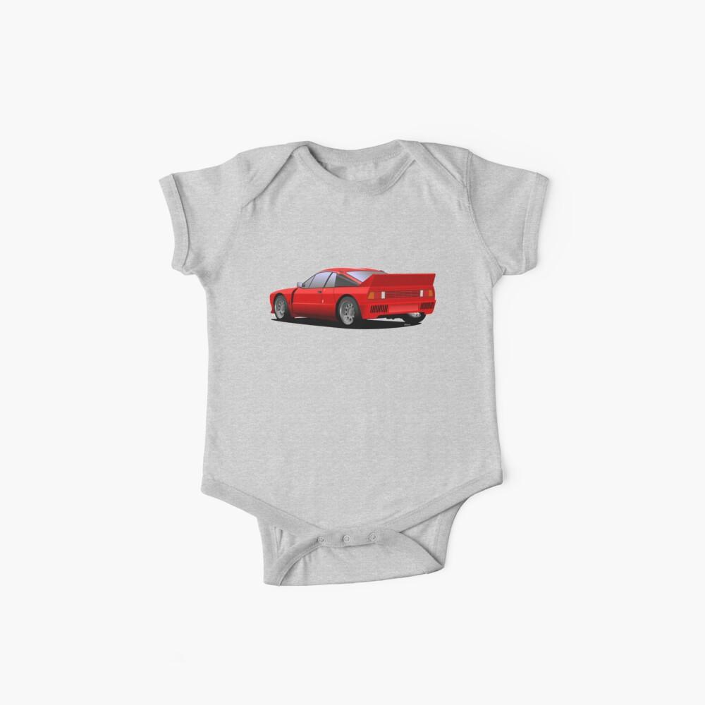 Lancia Rallye 037 Stradale Baby Bodys